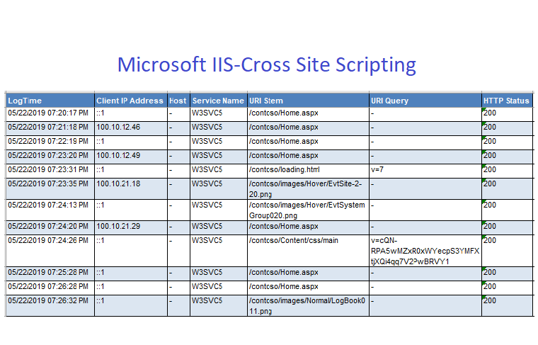 Cross-Site-Scripting-Report